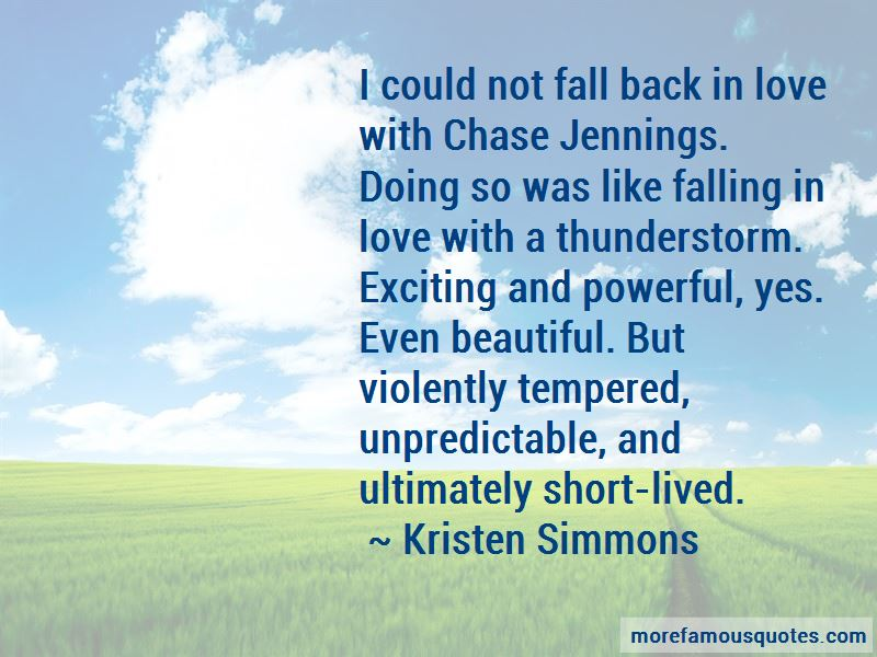 Quotes About Falling Back In Love With An Ex