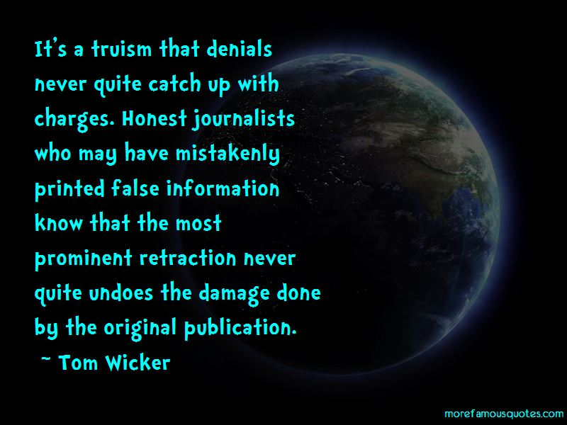 Quotes About False Information