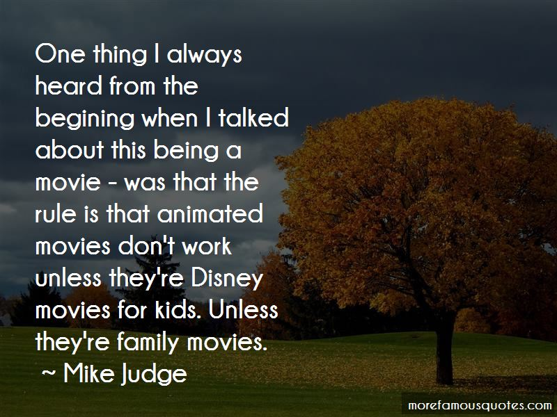 Quotes About Family From Disney Movies: top 3 Family From ...