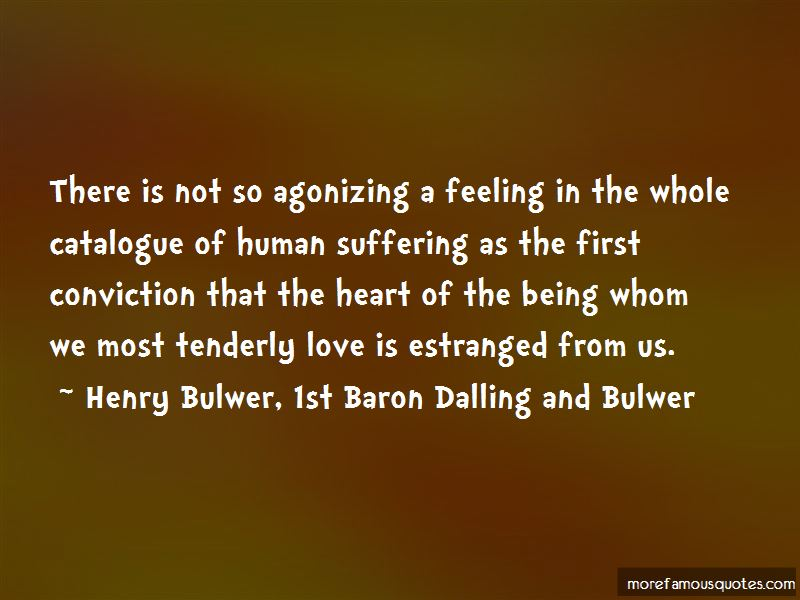 Quotes About Feeling Estranged