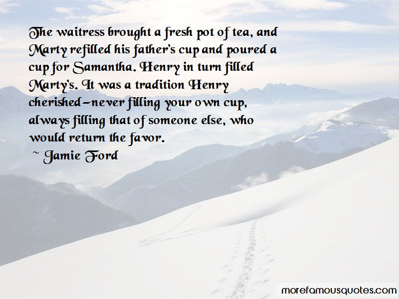 Filling Your Cup Quotes Pictures 2