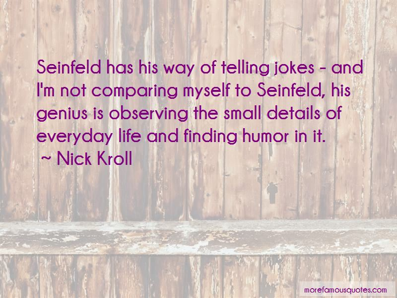 Quotes About Finding Humor In Life