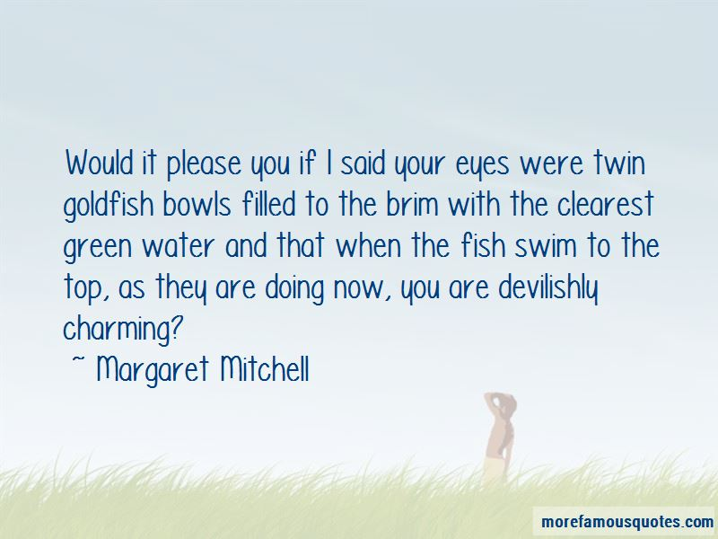 Quotes About Fish Bowls
