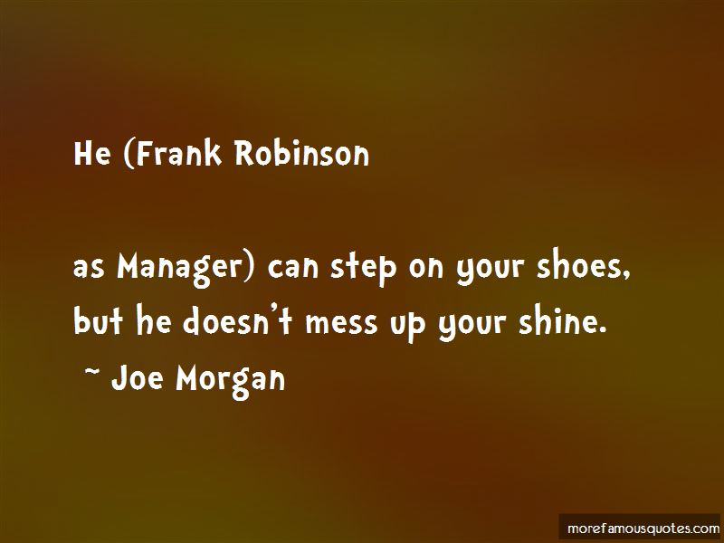 Quotes About Frank Robinson