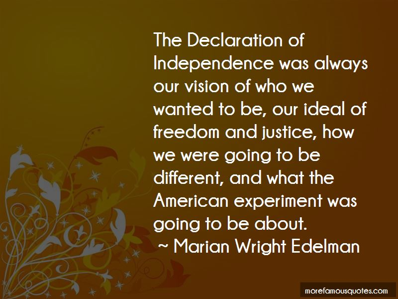 the declaration of independence ethos
