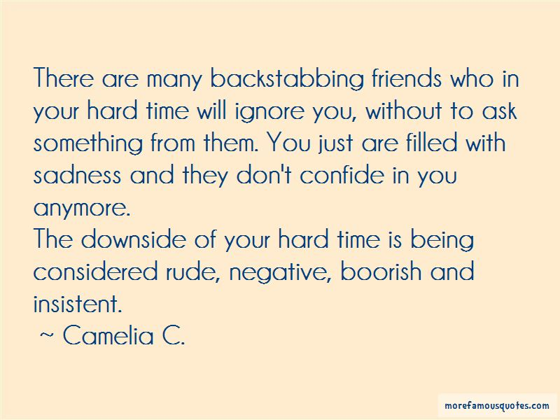 Quotes About Friends Backstabbing You: top 1 Friends ...
