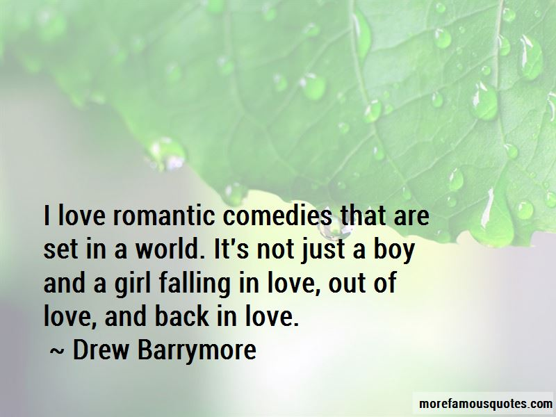 Quotes About Girl Falling In Love