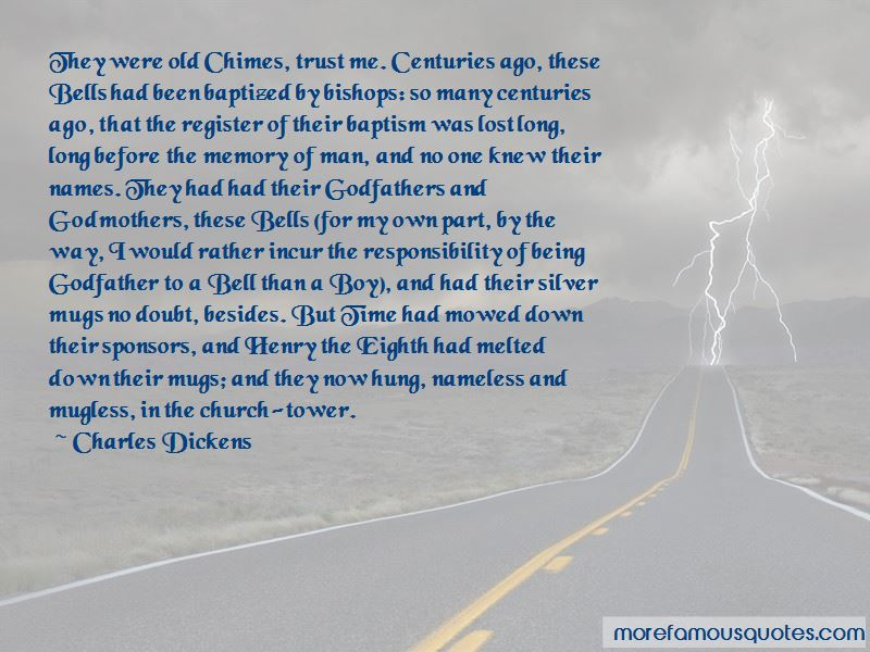 Quotes About Godfathers