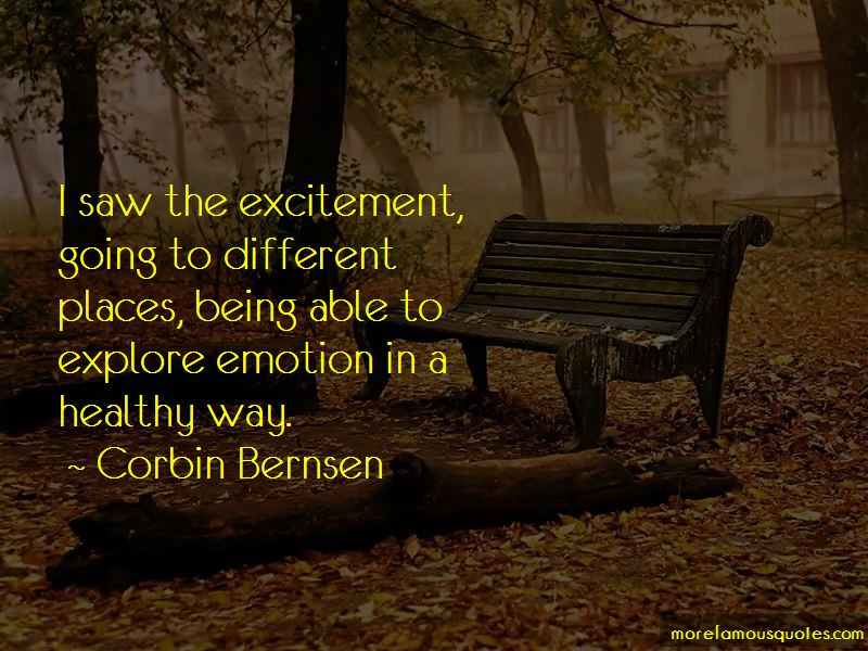 Quotes About Going To Different Places