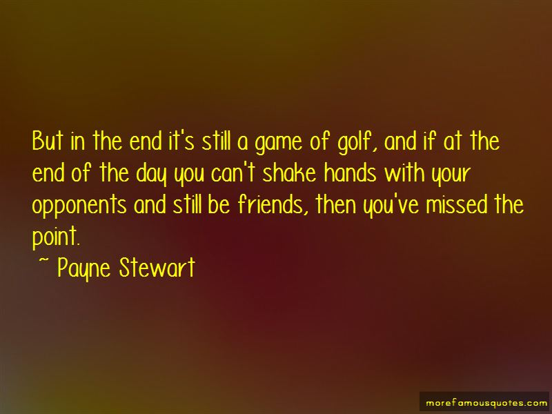 Quotes About Golf Friends