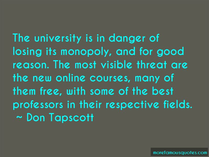 Quotes About Good Professors