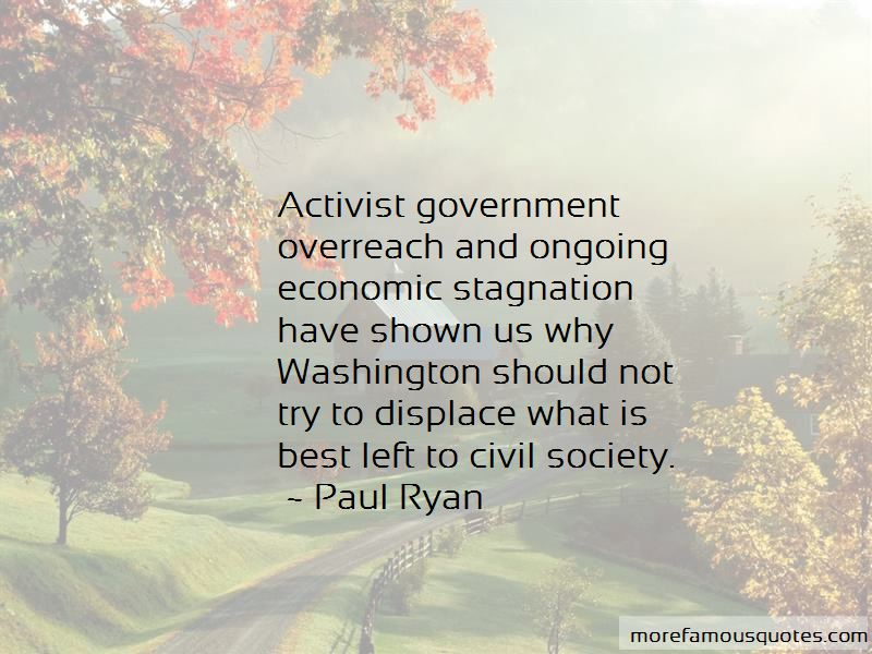 Quotes About Government Overreach