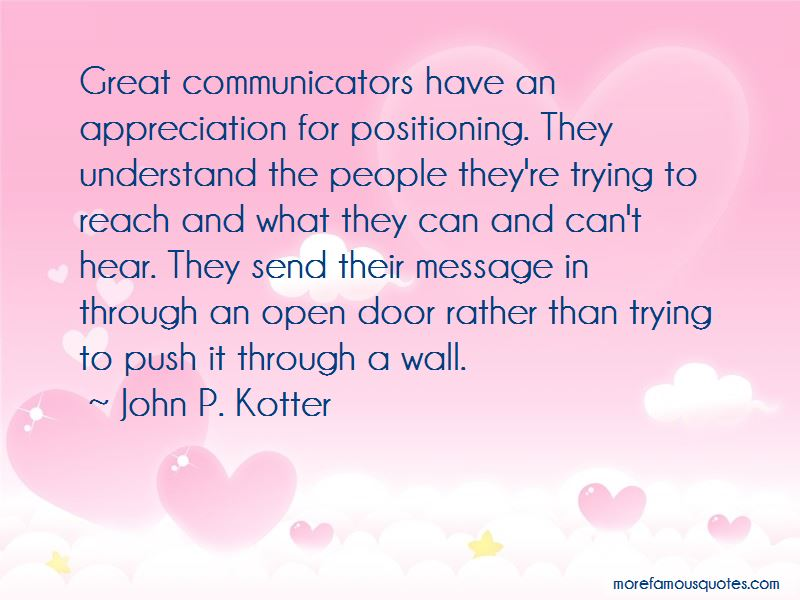 Quotes About Great Communicators