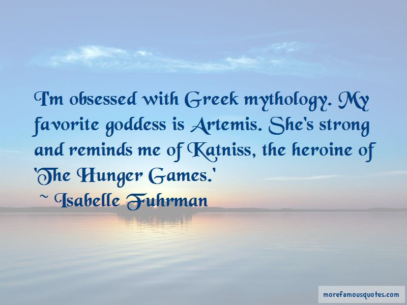 Greek Goddess Artemis Quotes Pictures 2
