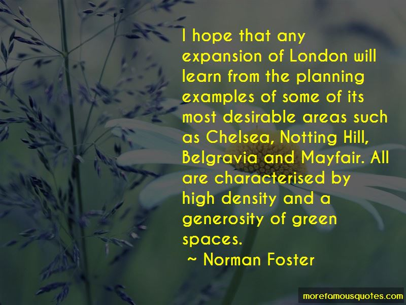 Quotes About Green Spaces