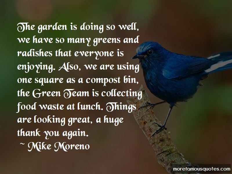 Quotes About Green Team
