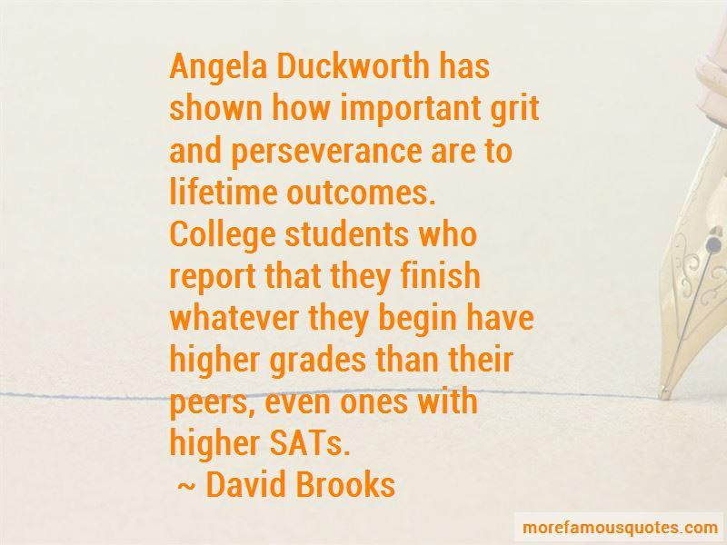 Quotes About Grit Angela Duckworth: top 1 Grit Angela ...