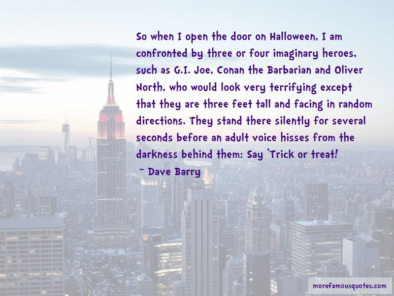Halloween Trick Or Treat Quotes Pictures 4