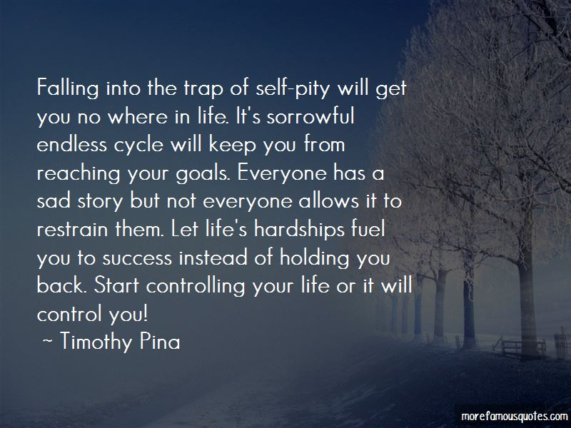 Quotes About Hardships And Success