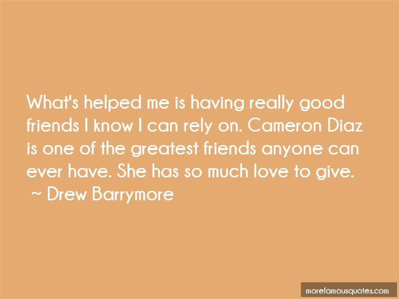 Quotes About Having Really Good Friends: top 10 Having ...
