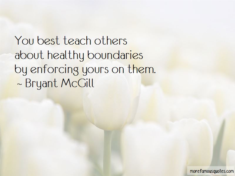 Healthy Boundaries Quotes Pictures 4