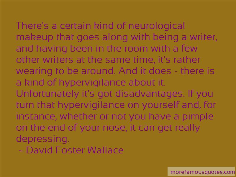 Quotes About Hypervigilance