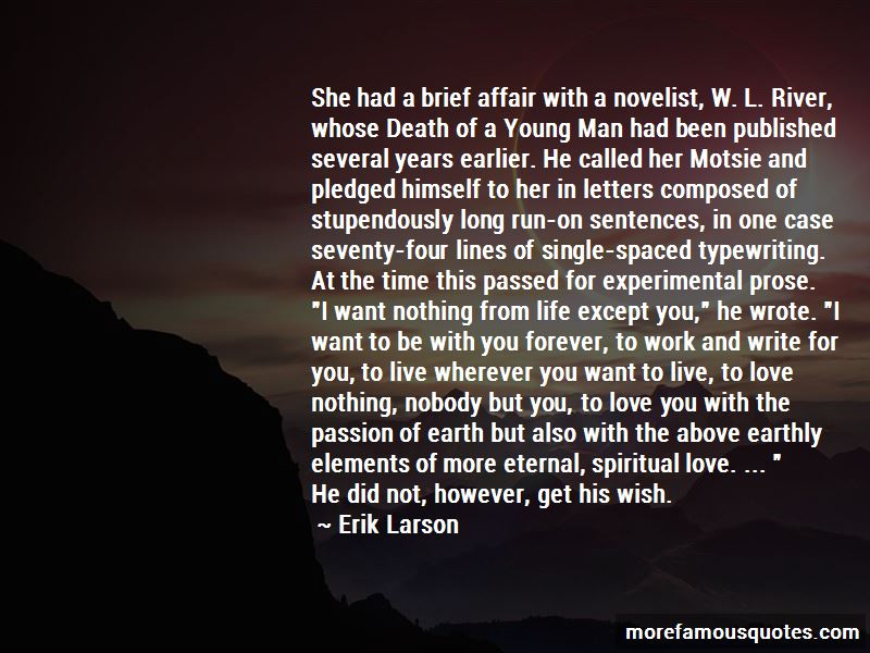 I Want To Love You Forever Quotes Pictures 3