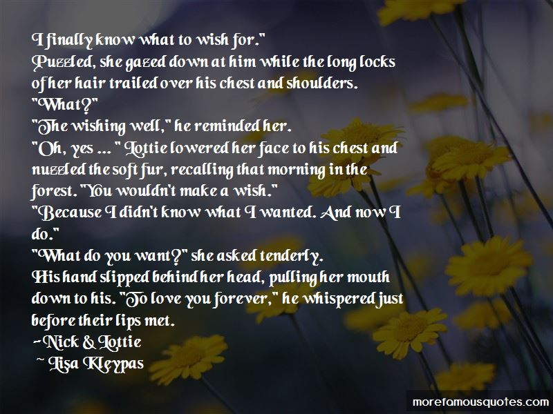 Quotes About I Want To Love You Forever