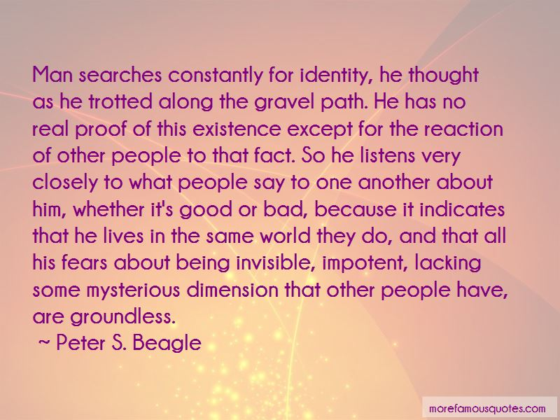 Quotes About Identity Invisible Man