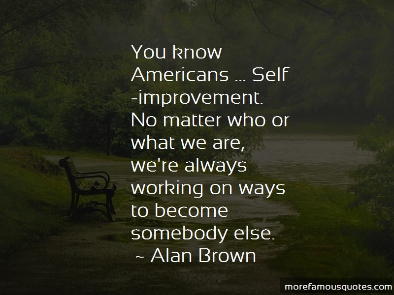 Quotes About Improvement