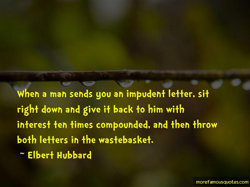Impudent Quotes Pictures 4