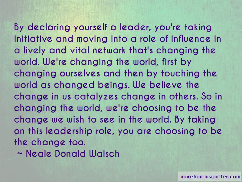Influence And Leadership Quotes Pictures 2