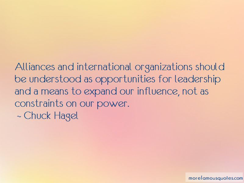 Influence And Leadership Quotes Pictures 4