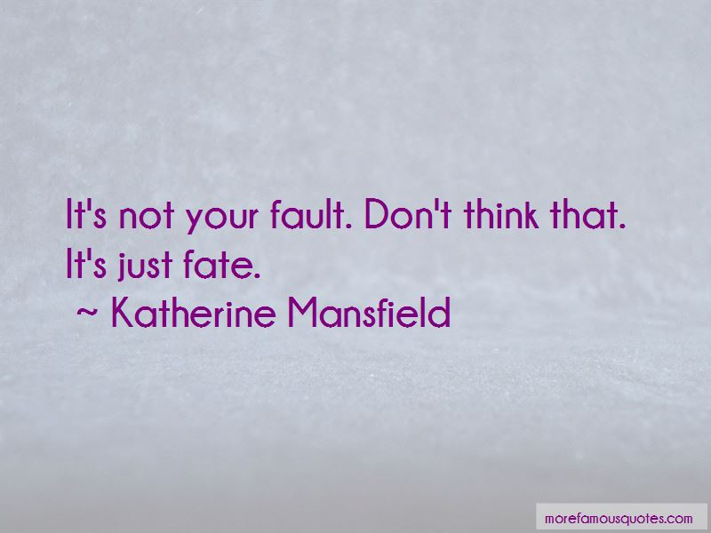 It's Not Your Fault Quotes Pictures 2