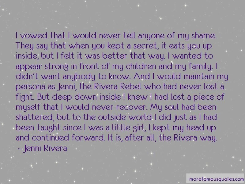 Quotes About Jenni Rivera: top 1 Jenni Rivera quotes from ...
