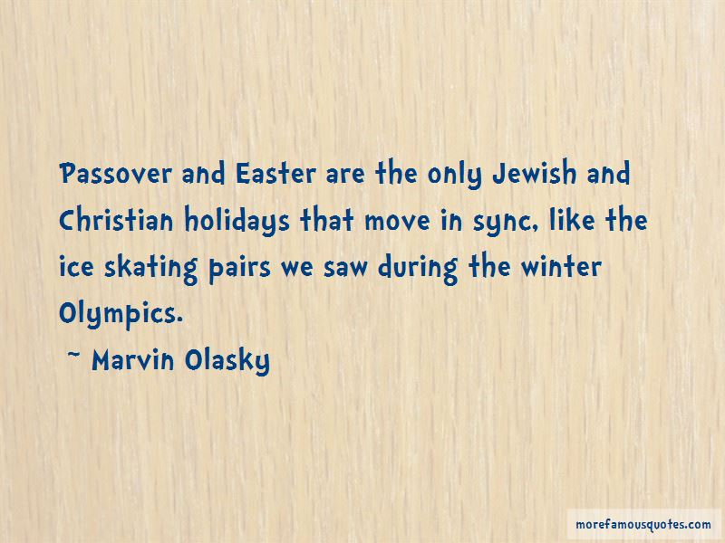 Quotes About Jewish Holidays