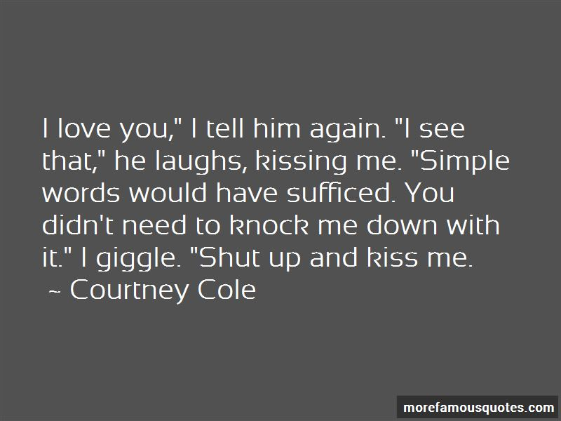 Kissing And Love Quotes Pictures 4