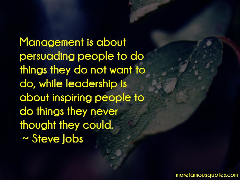 Leadership Management Quotes Pictures 2