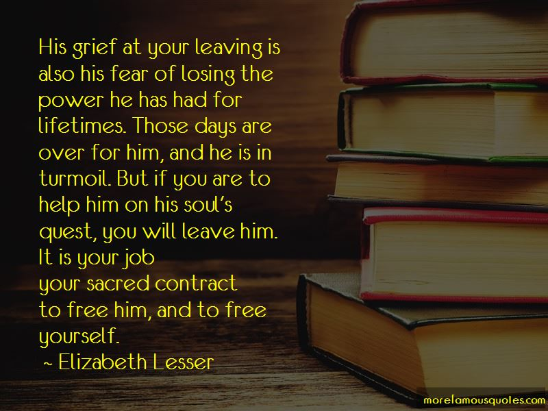 Quotes About Leaving The Job