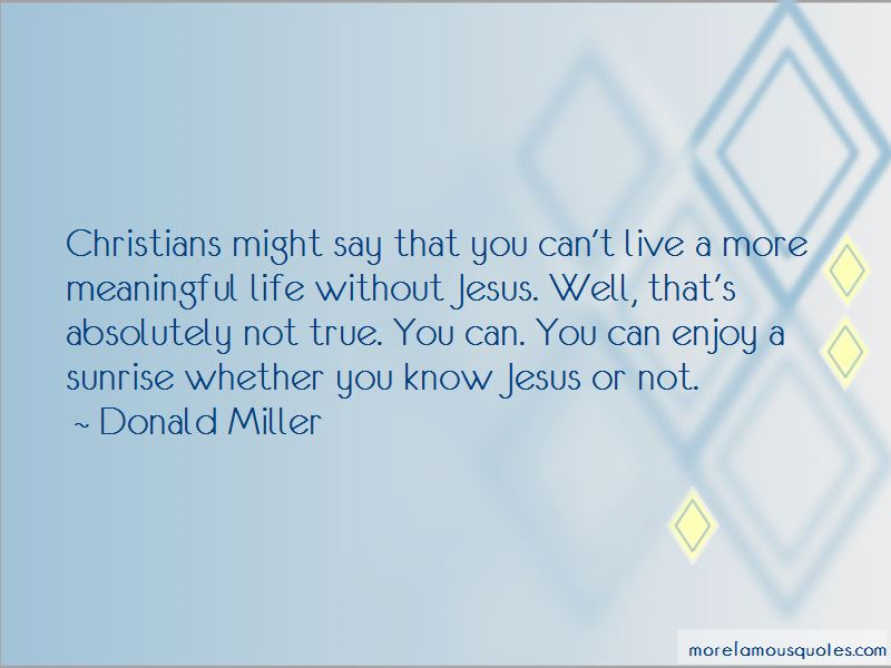 Life Without Jesus Quotes Pictures 3