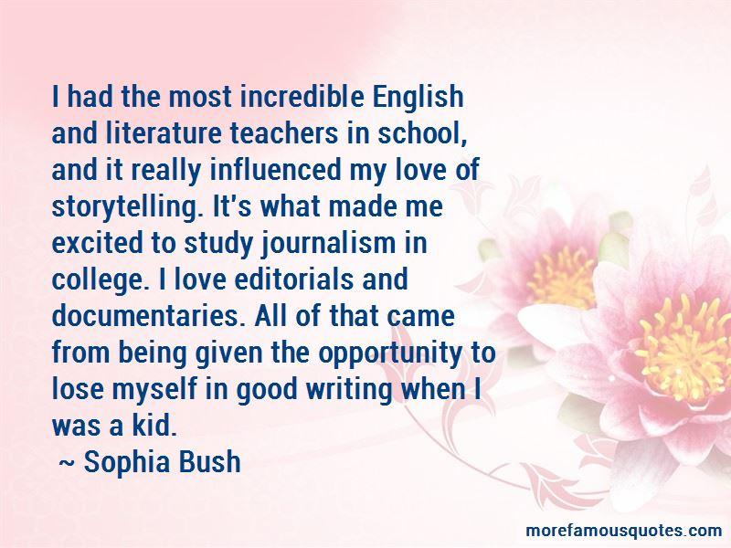 Quotes About Literature Teachers