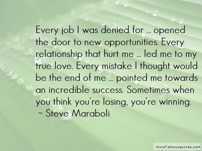 Quotes About Losing A Job You Love