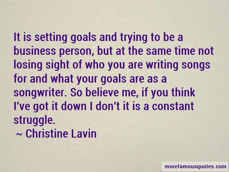 Quotes About Losing Sight Of Your Goals