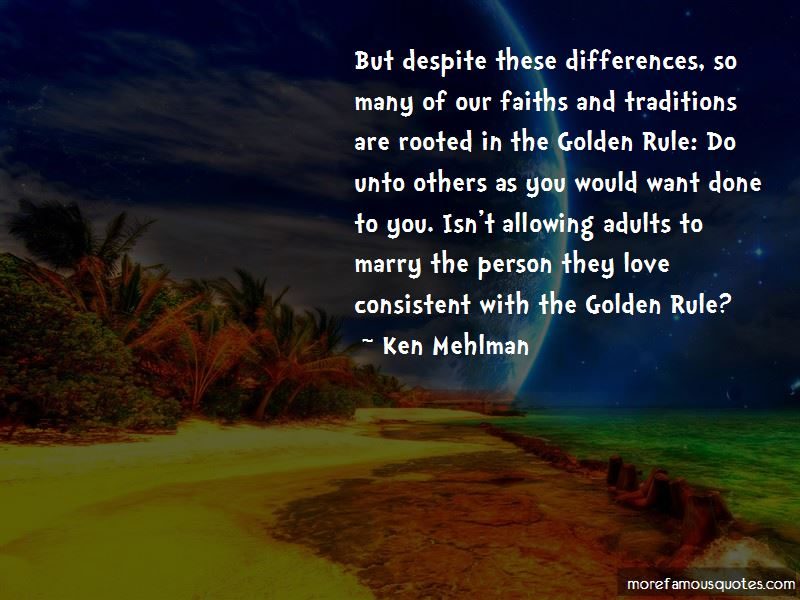 Quotes About Love Despite Differences
