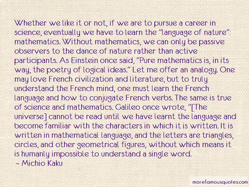 Quotes About Love Einstein