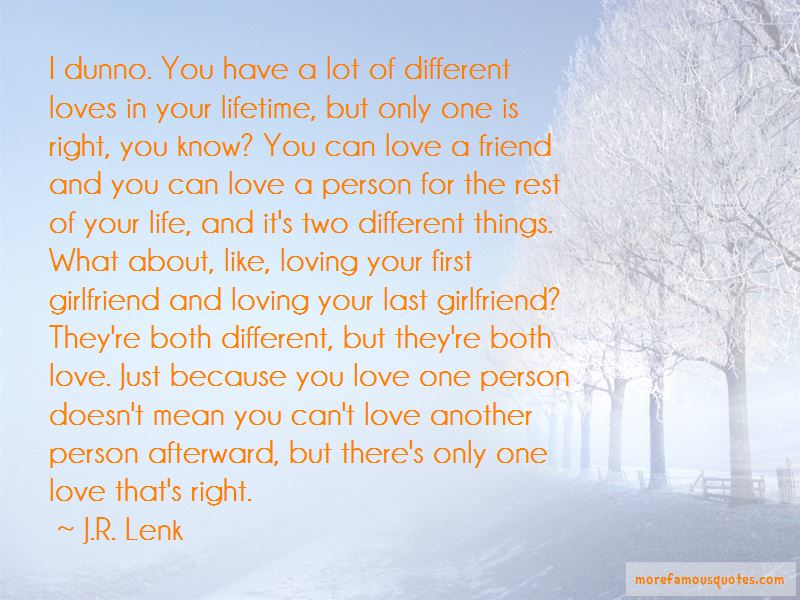 Quotes About Loving Your Girlfriend