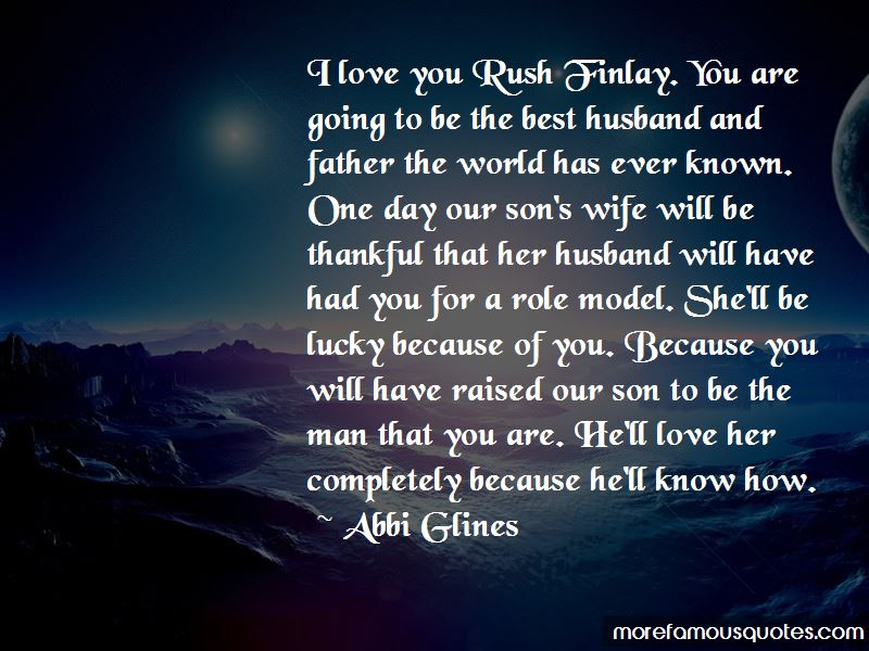 Lucky Wife Quotes Pictures 4