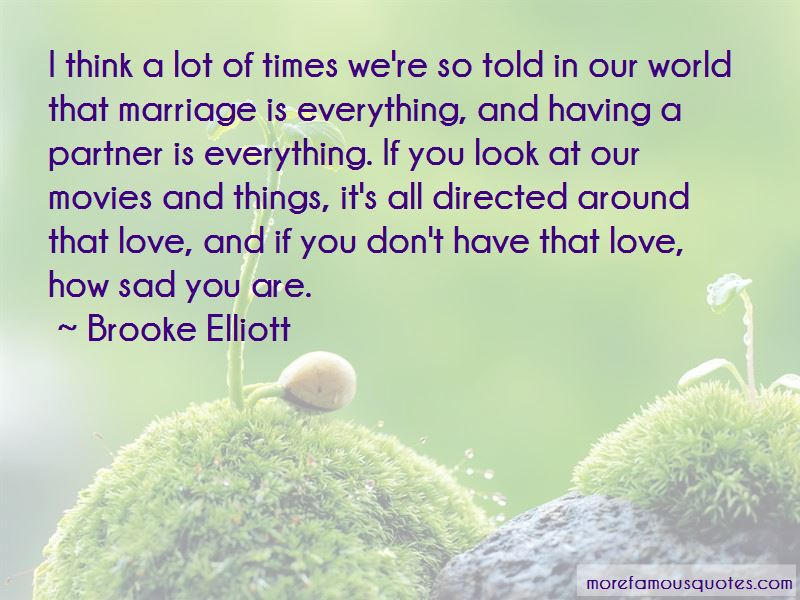 Quotes About Marriage And Love From Movies