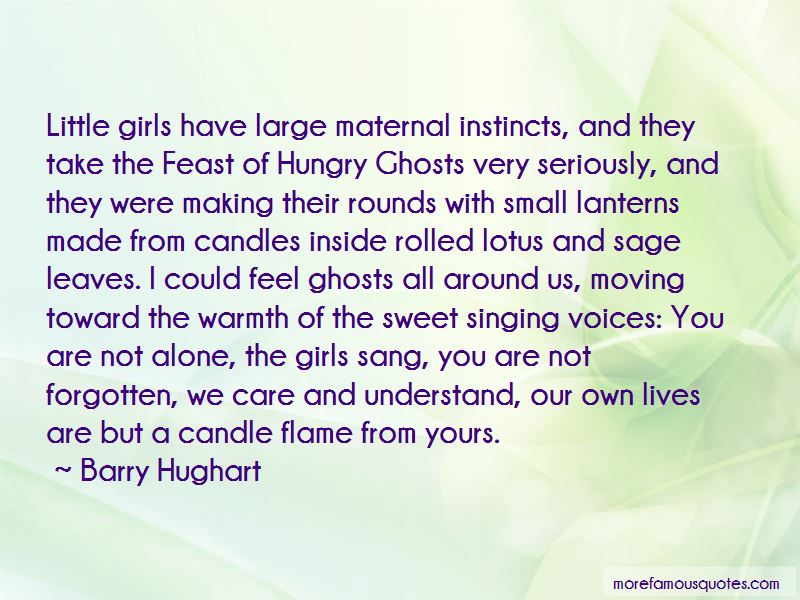 Quotes About Maternal Instincts