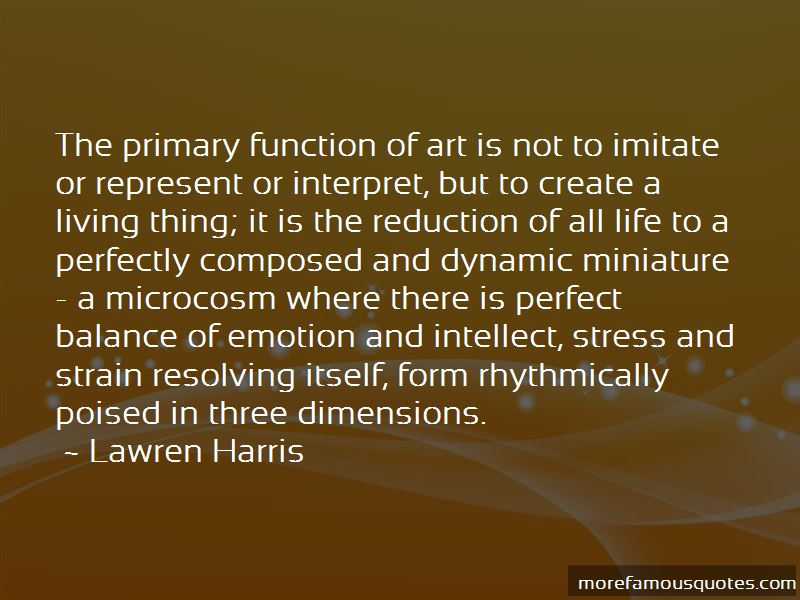 Quotes About Miniature Art